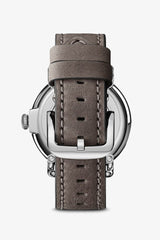 Runwell 41mm Watch in Mother of Pearl/Heather Gray