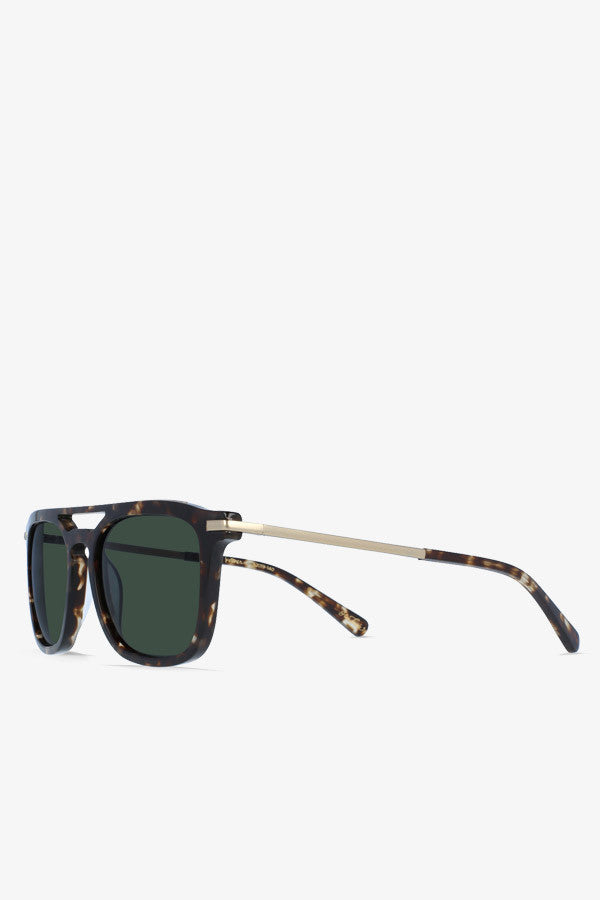 Kettner sunglasses in brindle tortoise