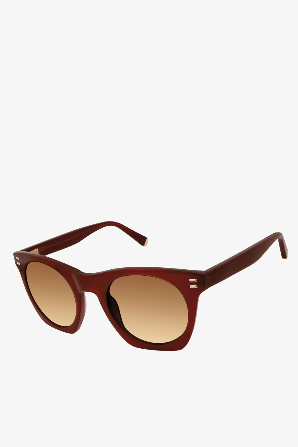 Aylin Sunglasses in Brown