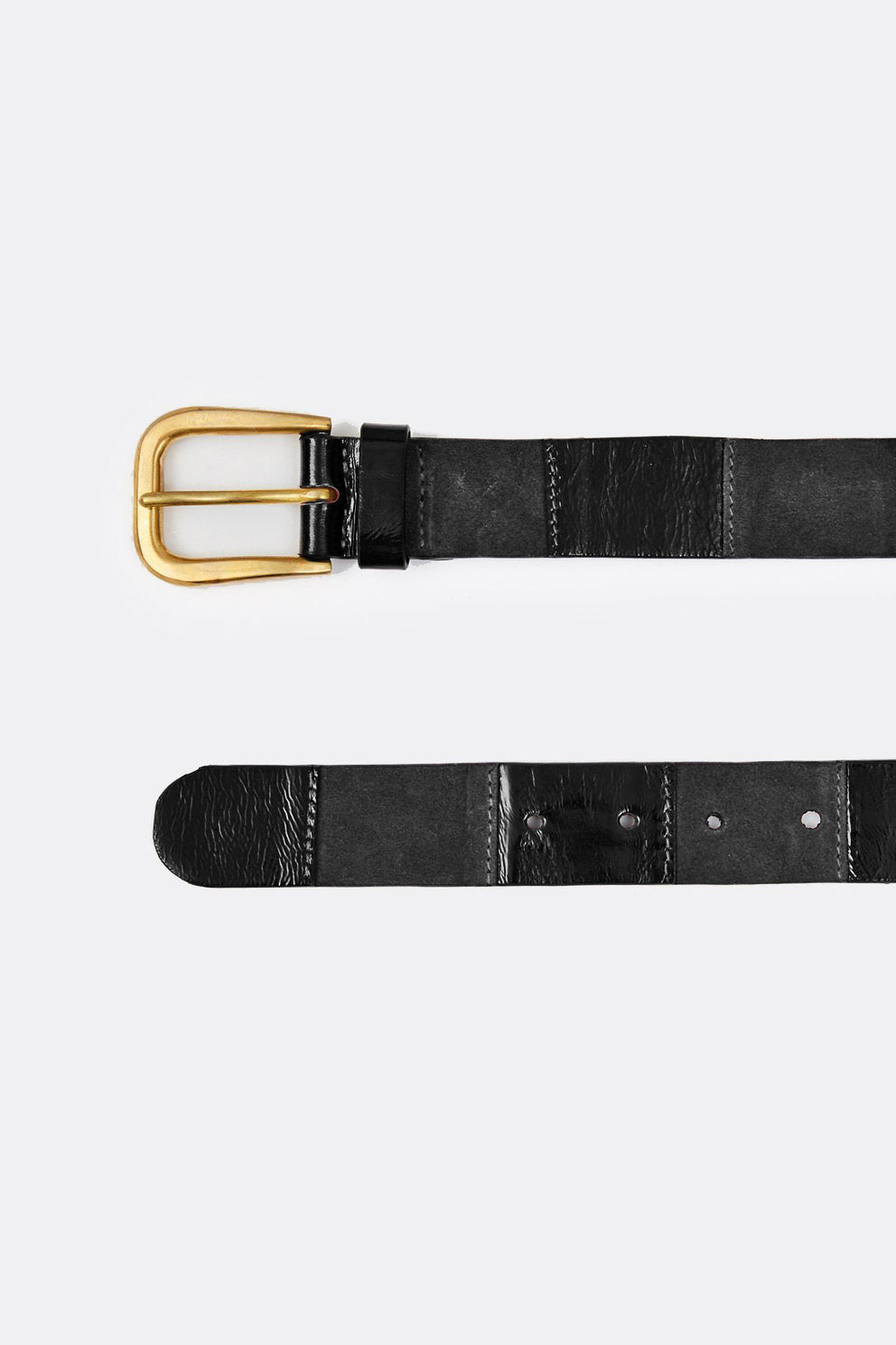 Leice Belt in Black