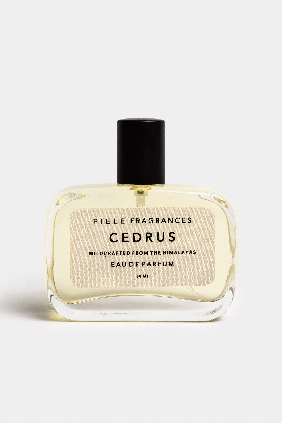 Fiele Fragrances eau de parfum in Cedrus - Vert & Vogue