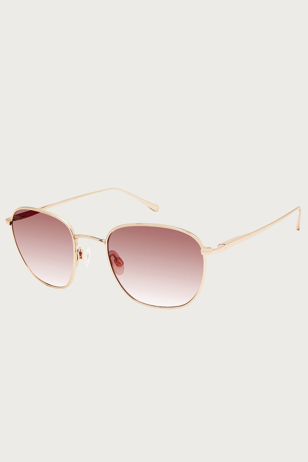 Dylan Sunglasses in Gold