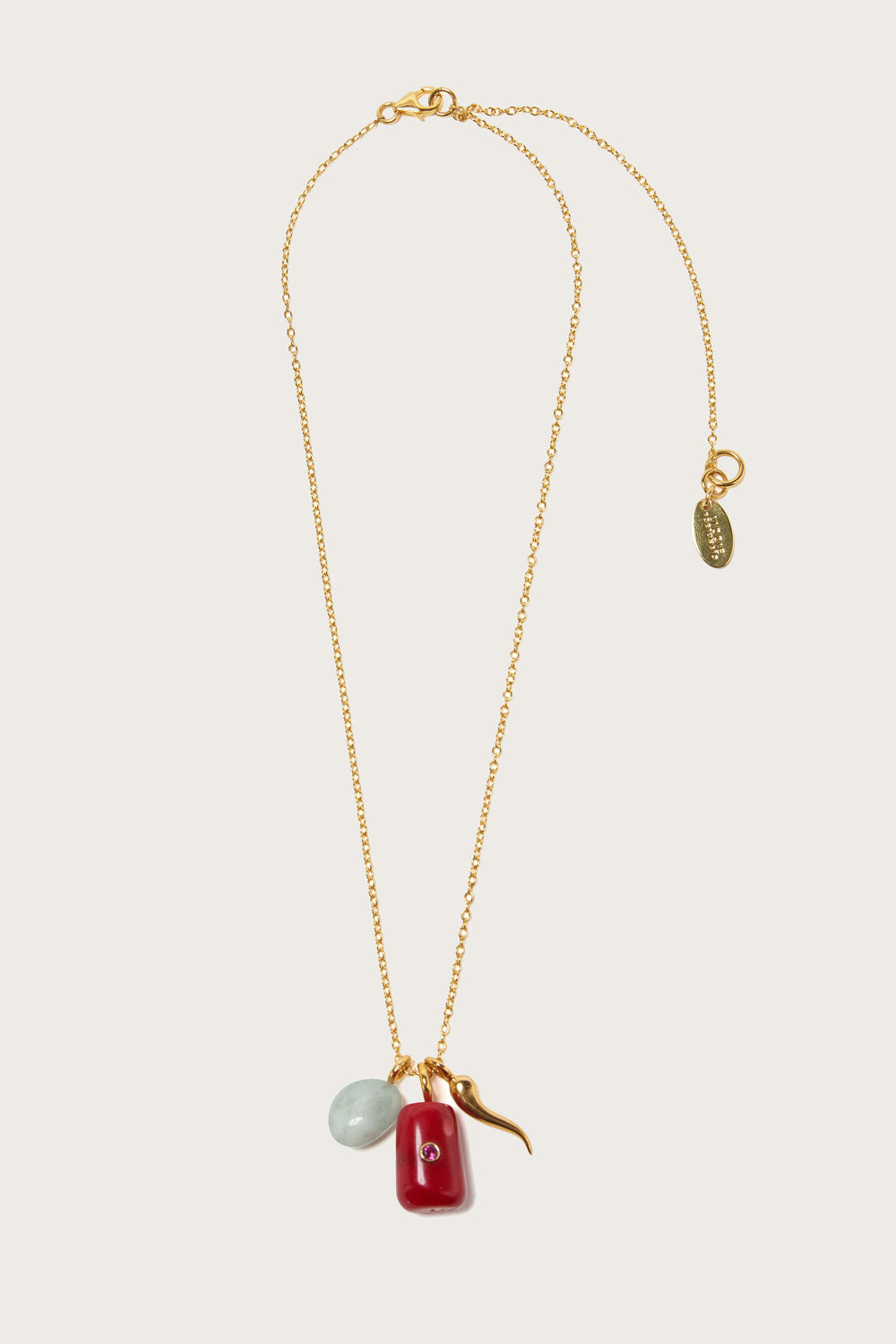 *Pre-Order* Oasis Necklace in Coral