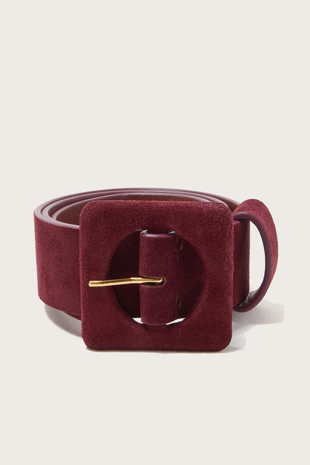 *Pre-Order* Agnes Belt in Burgundy