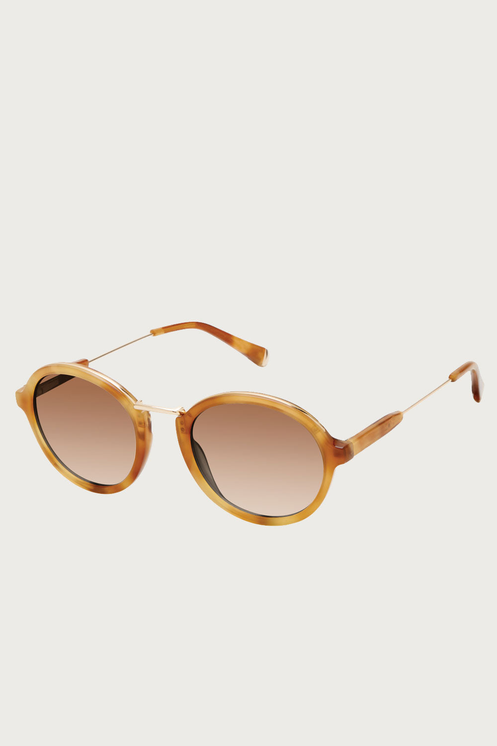Fiona Sunglasses in Demi Amber