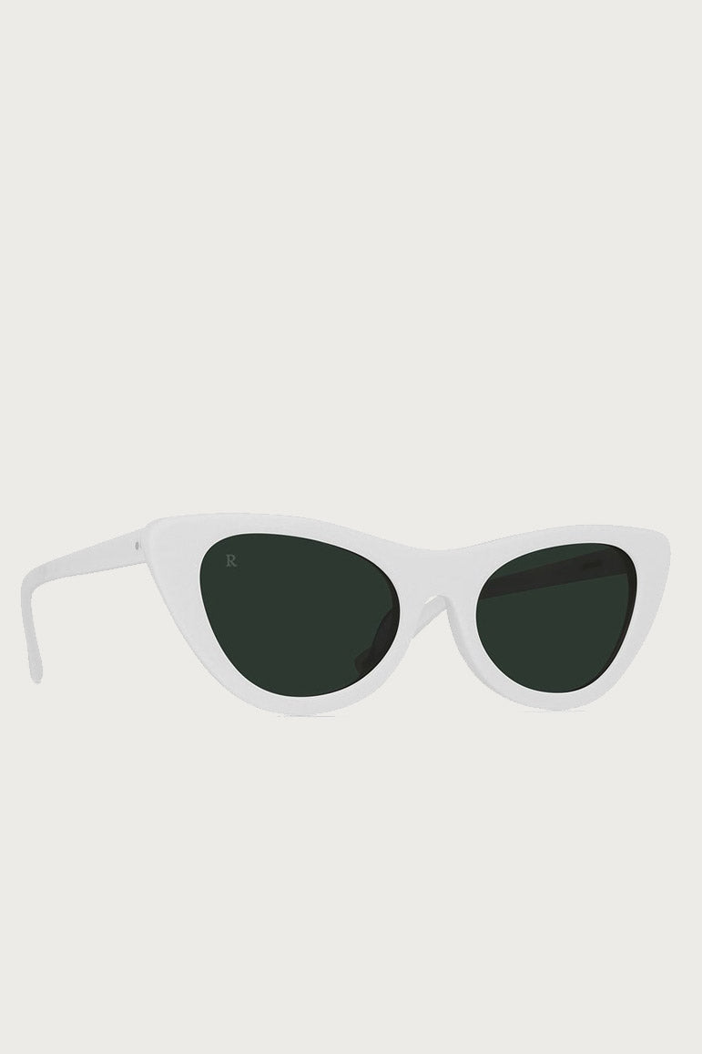 Flora Sunglasses in Peroxide