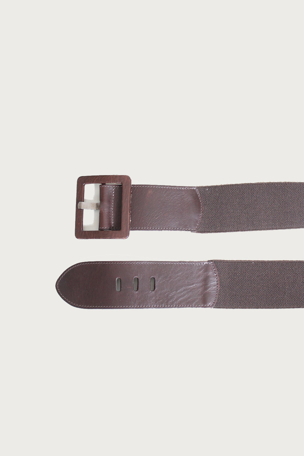 Simone Belt in Brown