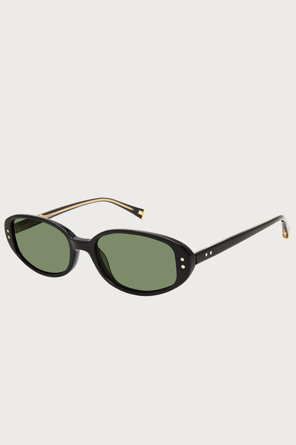 Ivy Sunglasses in Black