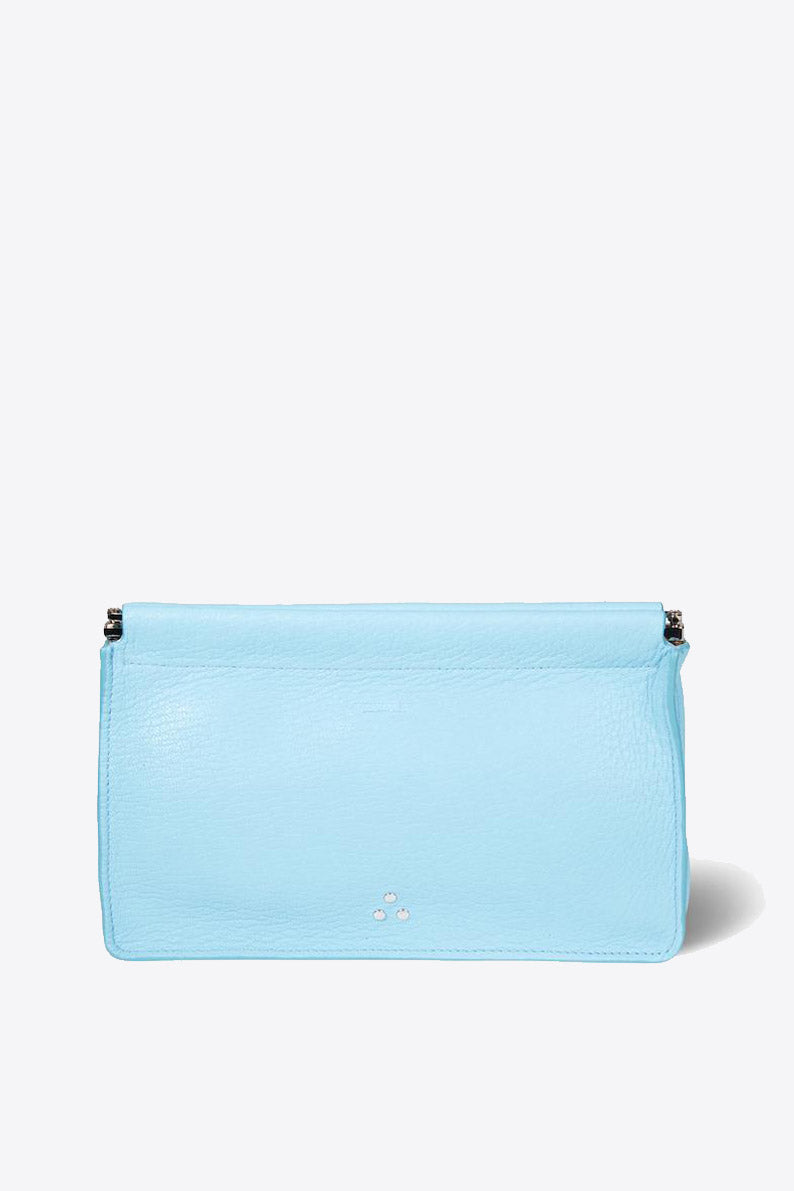Clic Clac Clutch in Ciel