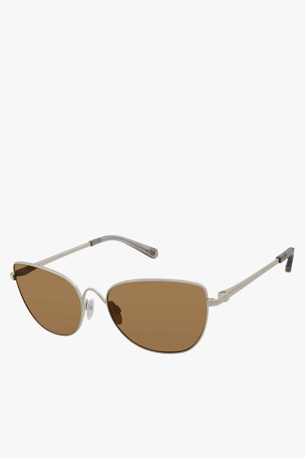 Kaela Sunglasses in Silver