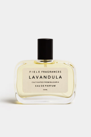 Fiele Fragrances Lavandula eau de parfum - Vert & Vogue