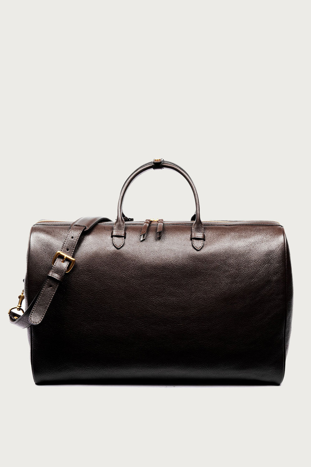 The No.12 Weekender in Chocolate