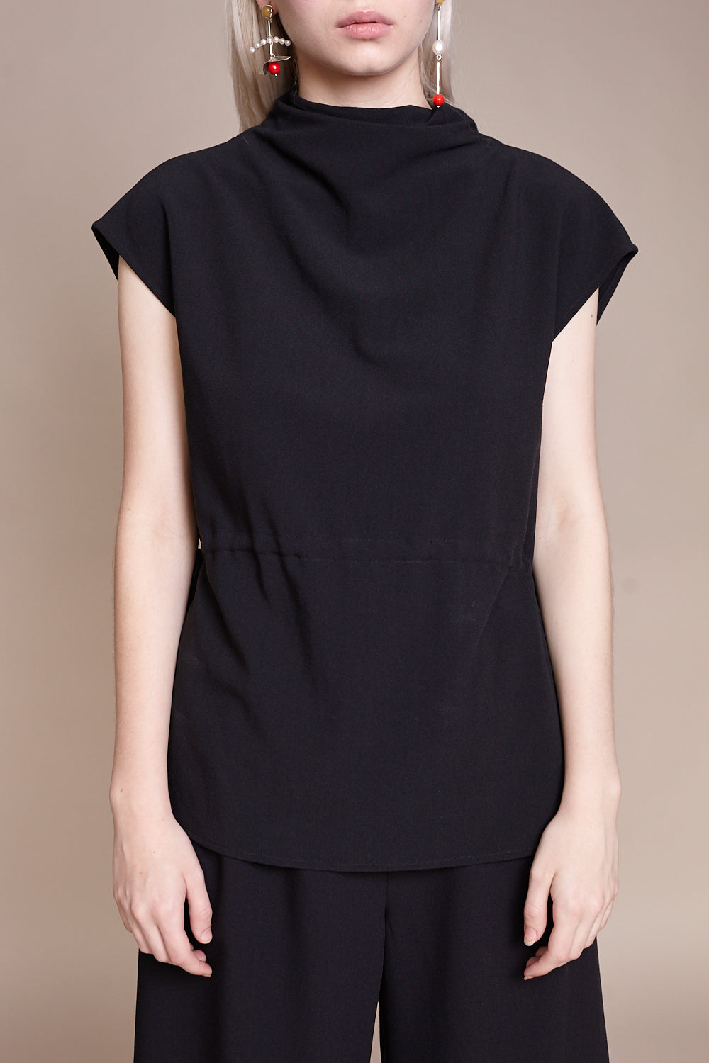 Augusta Top in Black