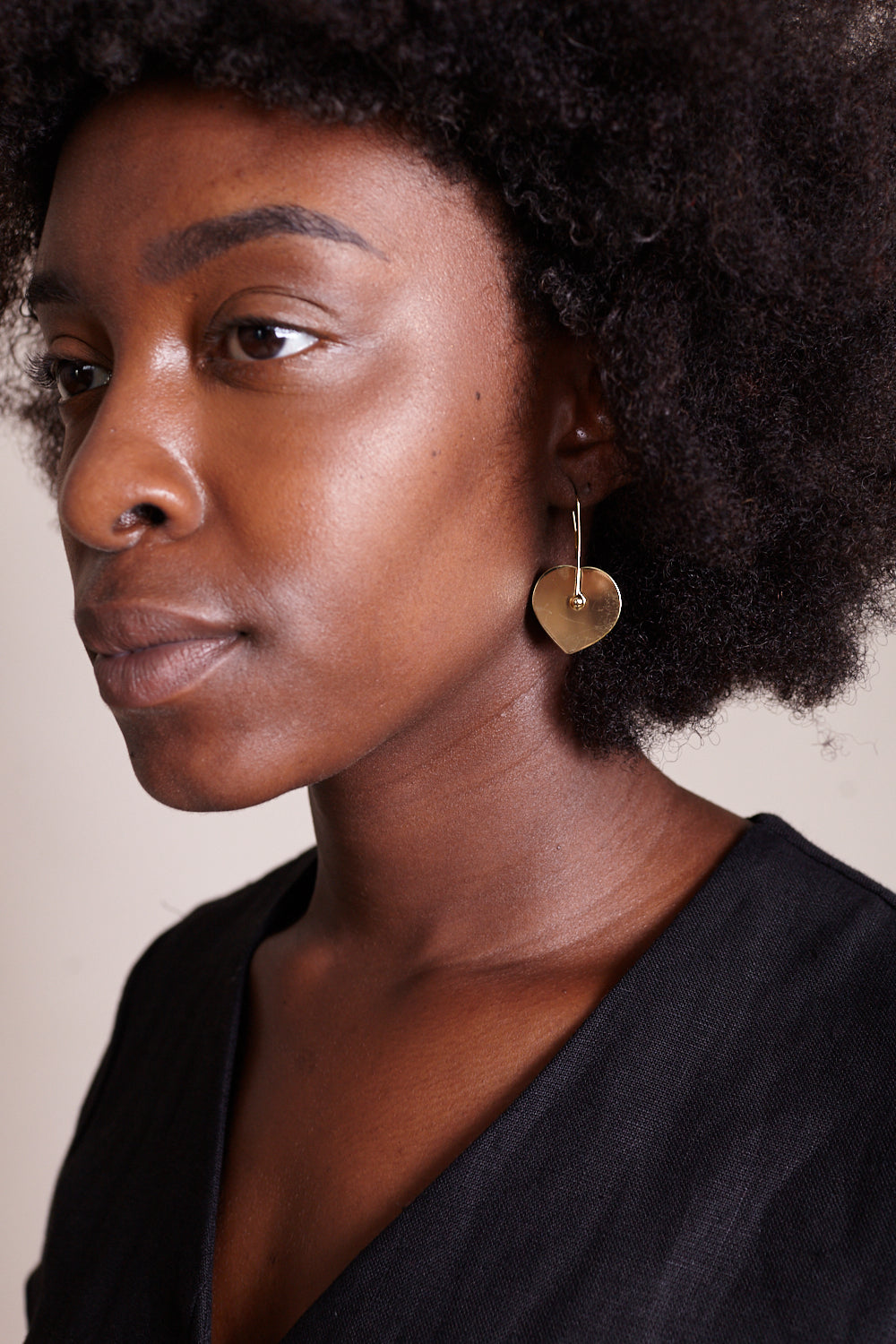 Cala Earring in Gold