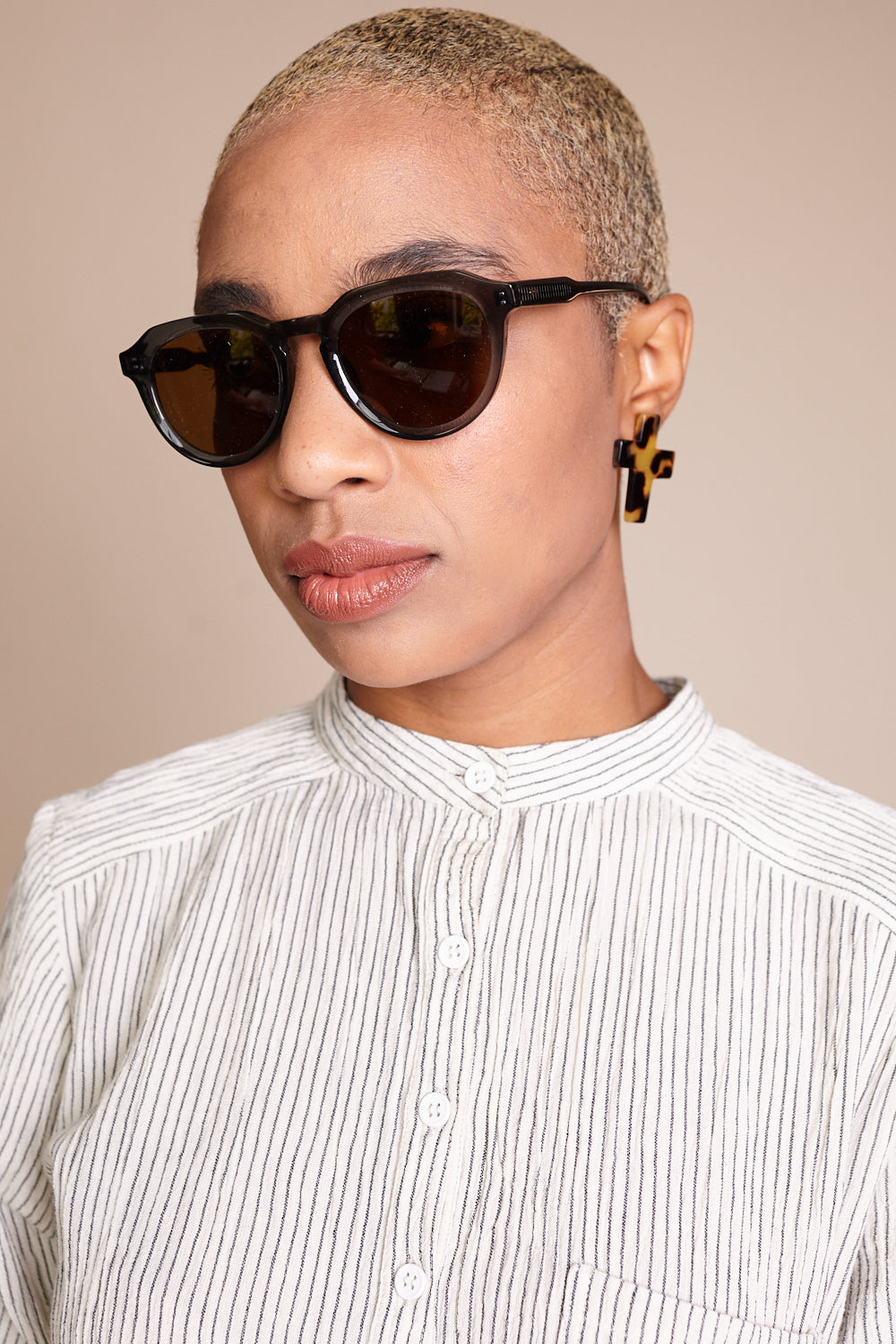 Sage Sunglasses in Slate