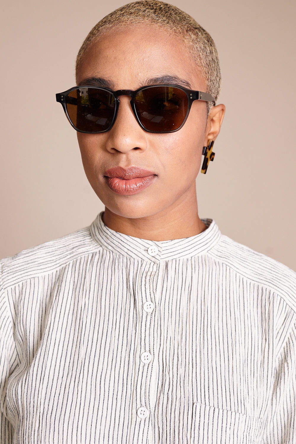 Aren Sunglasses in Slate