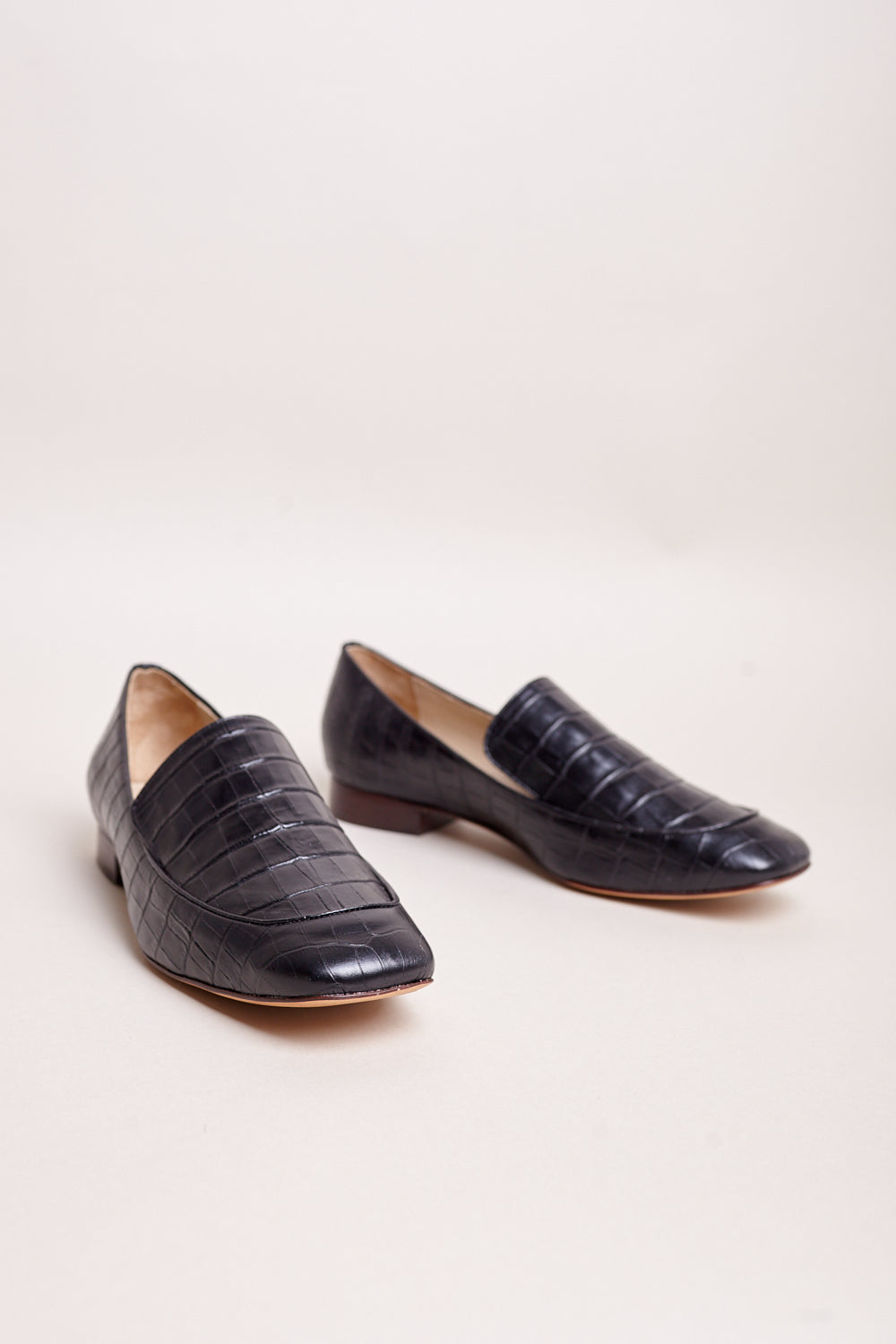 Ned Loafer in Negro