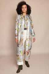 Shirtdress in A Print