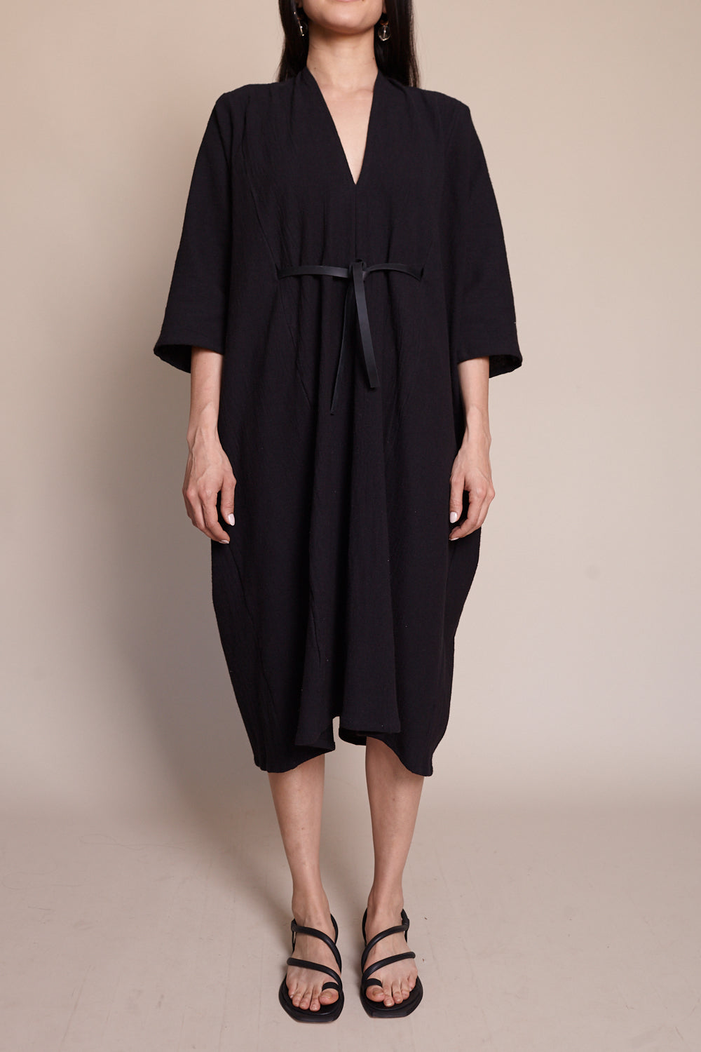 O'Keeffe Dress in Black