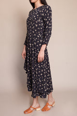 Willa Dress in Botanical