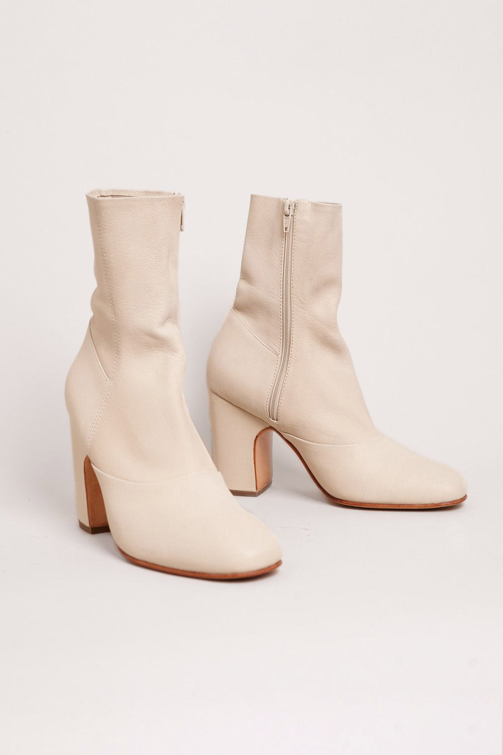 Saco Boot in Bone