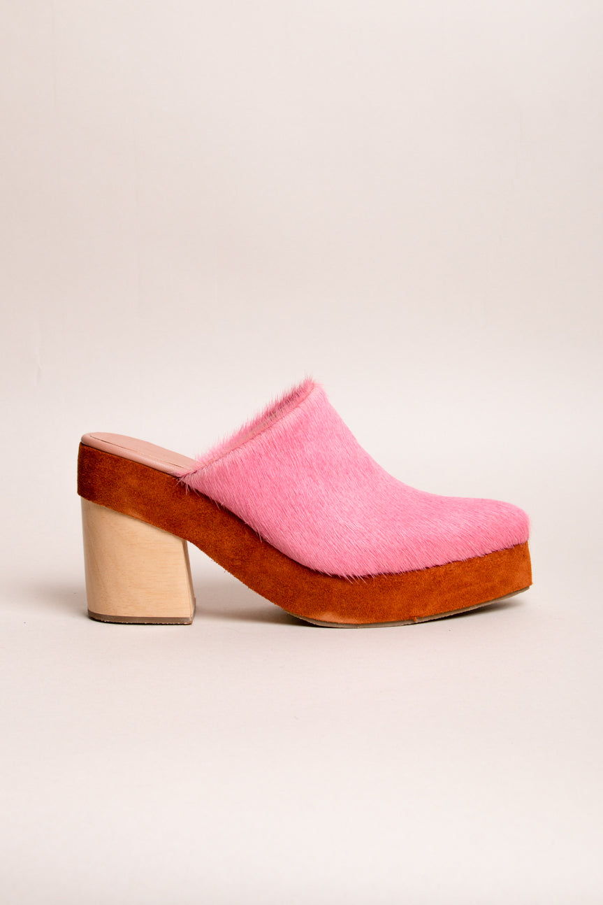 Bandy Clog in Pink