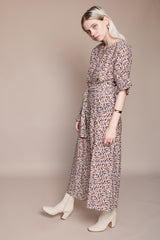 Ninos Jumpsuit in Clay Dot