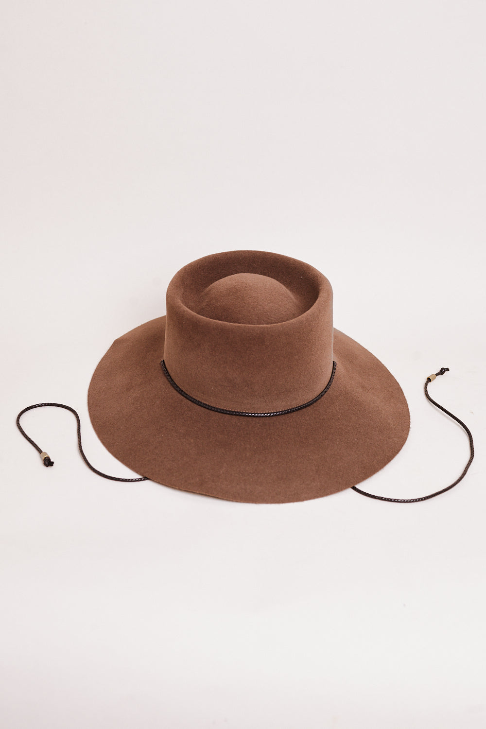 Gaucho Hat in Gobo Suede