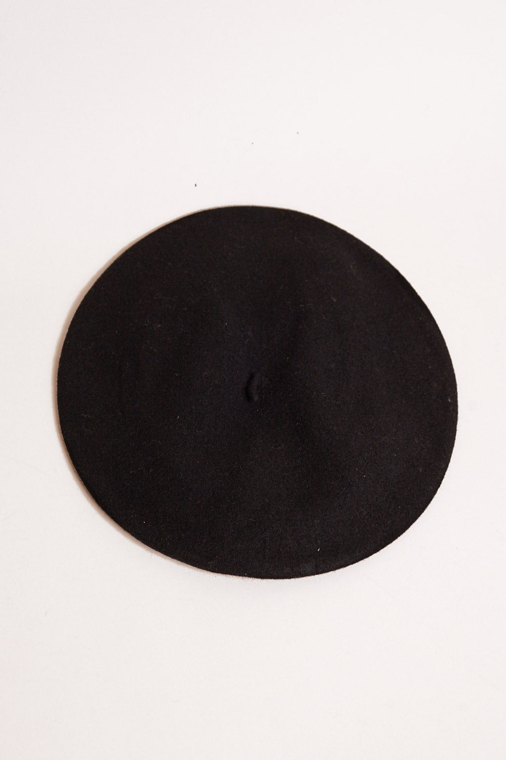 Rohmer Beret in Black