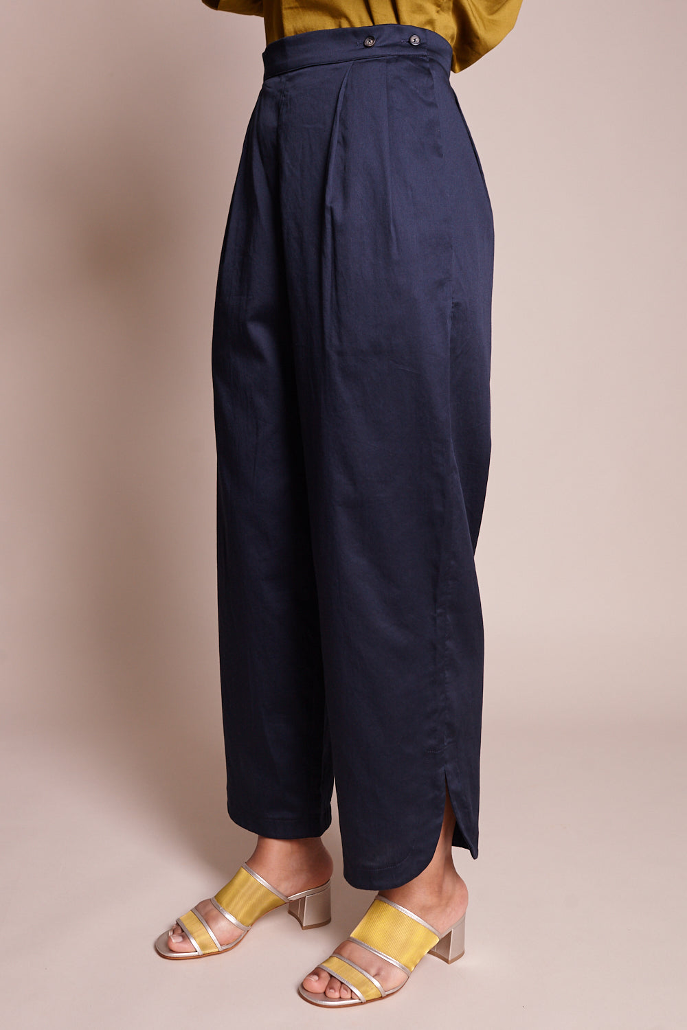 Easy Pants in Dark Navy