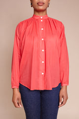 Quinn Blouse in Melon