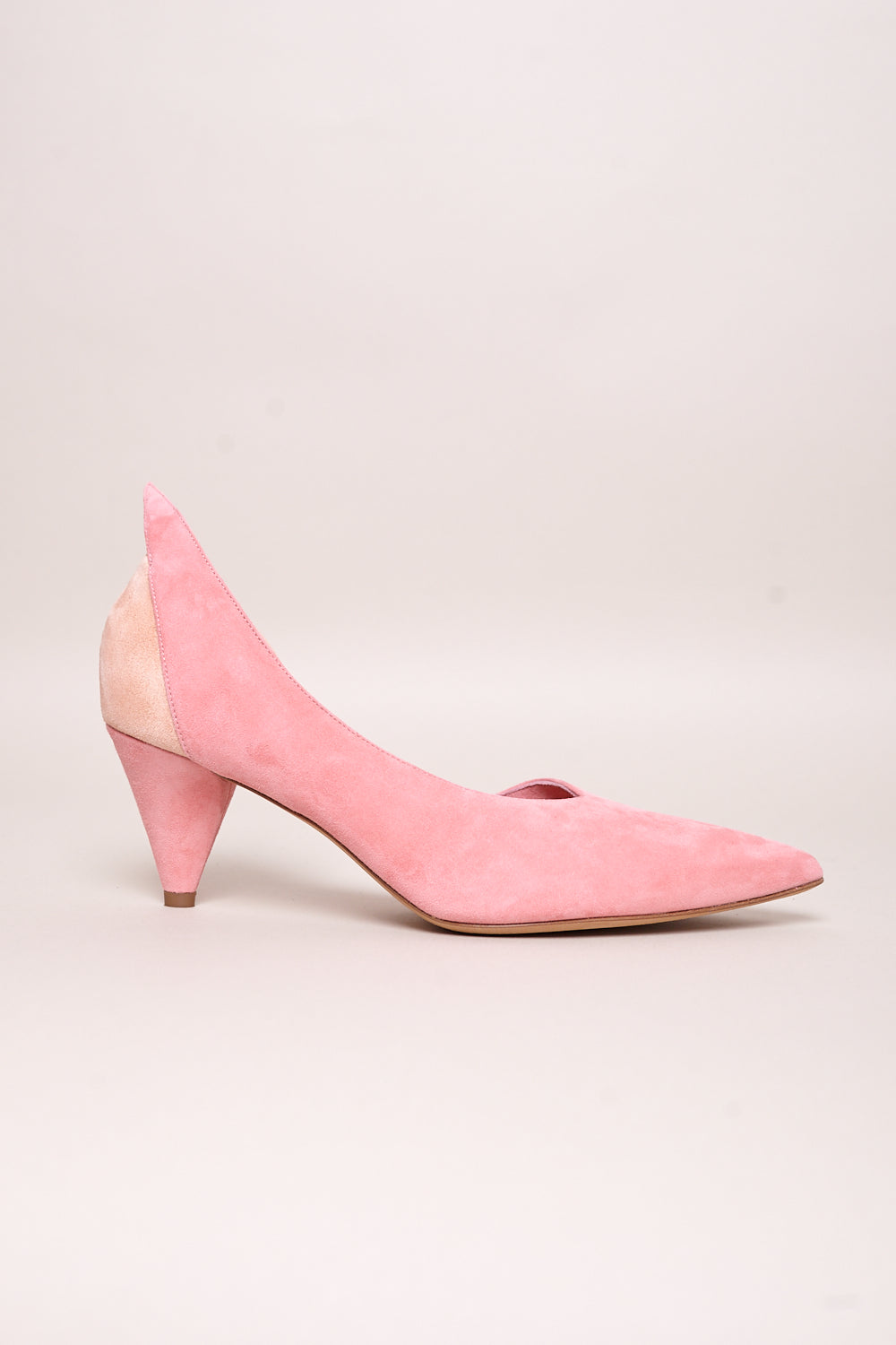 Rachel Comey Fount Heel in Pink - Vert & Vogue