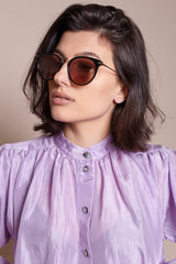 Norie Alchemy Sunglasses in Black