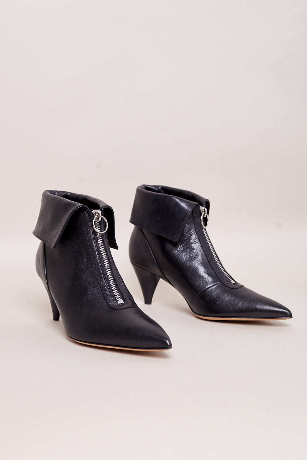 Chen Boot in Black
