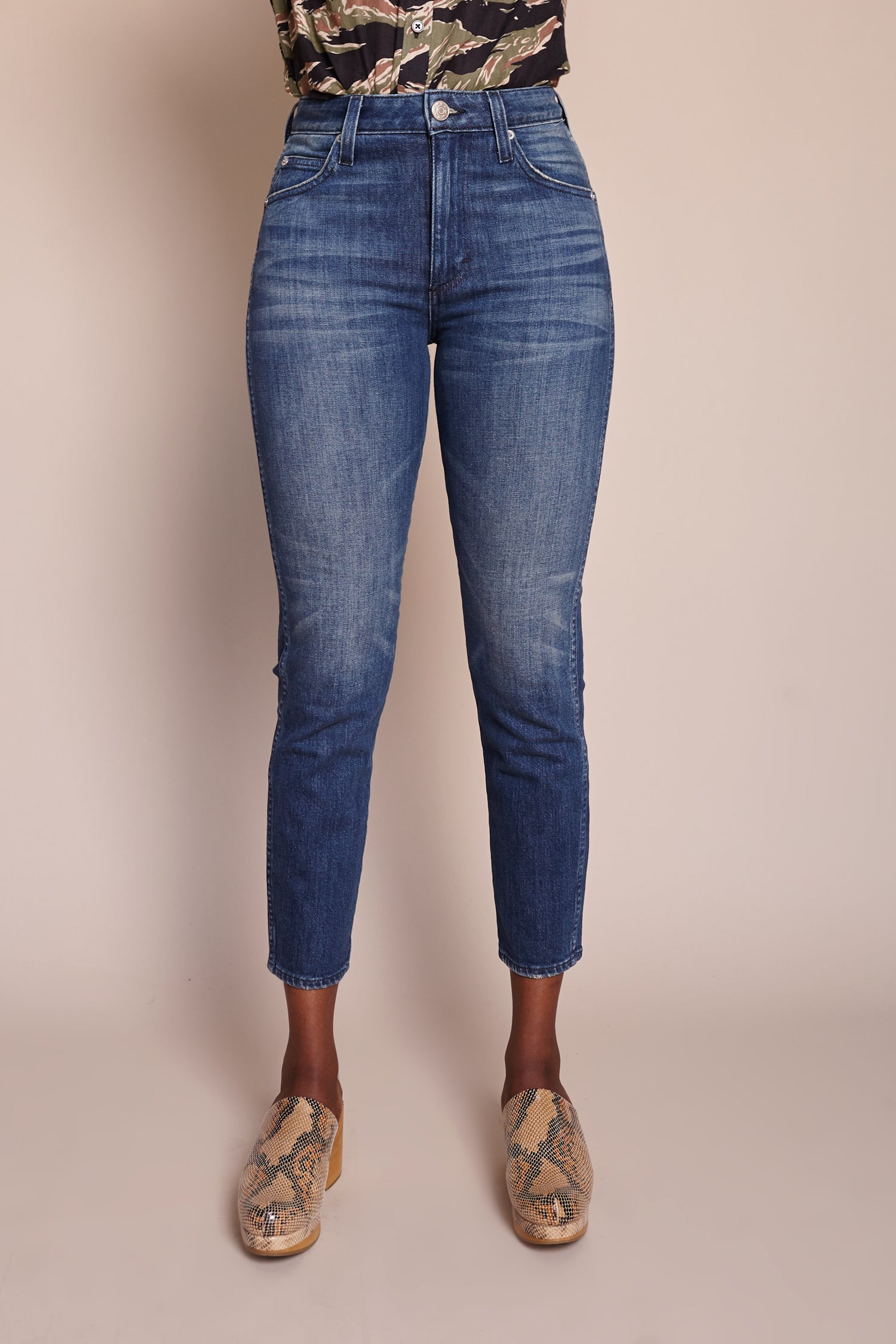 Stix Crop Jean in Girl's Night Out