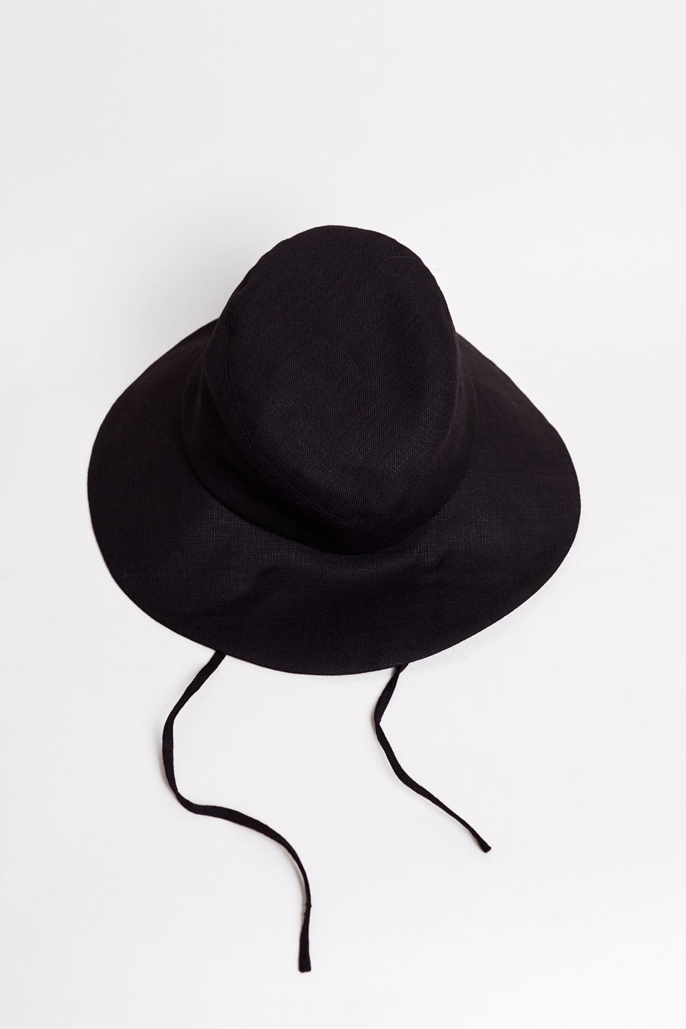 Clyde Fisherman Hat in Black - Vert & Vogue