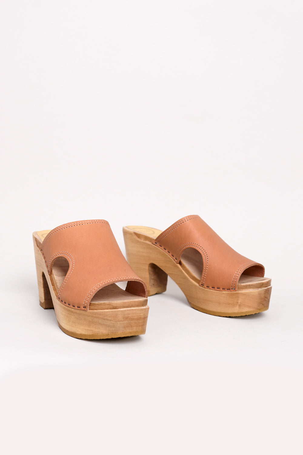 Alexis Naked Cut Out Platform
