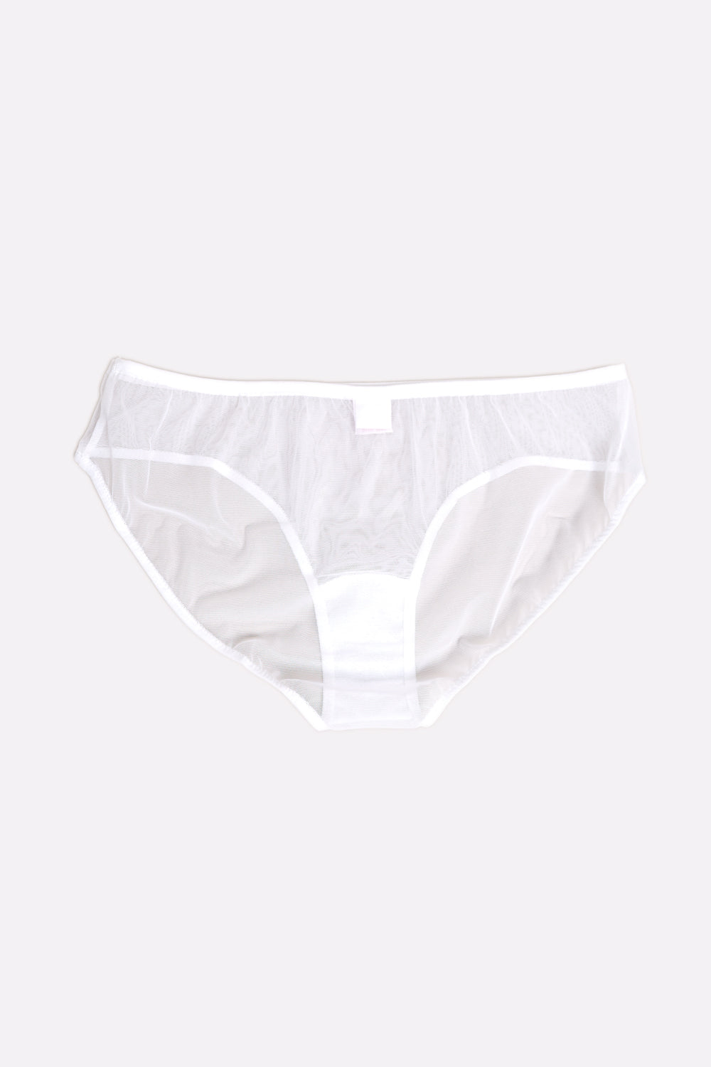 Whisper French Brief in White