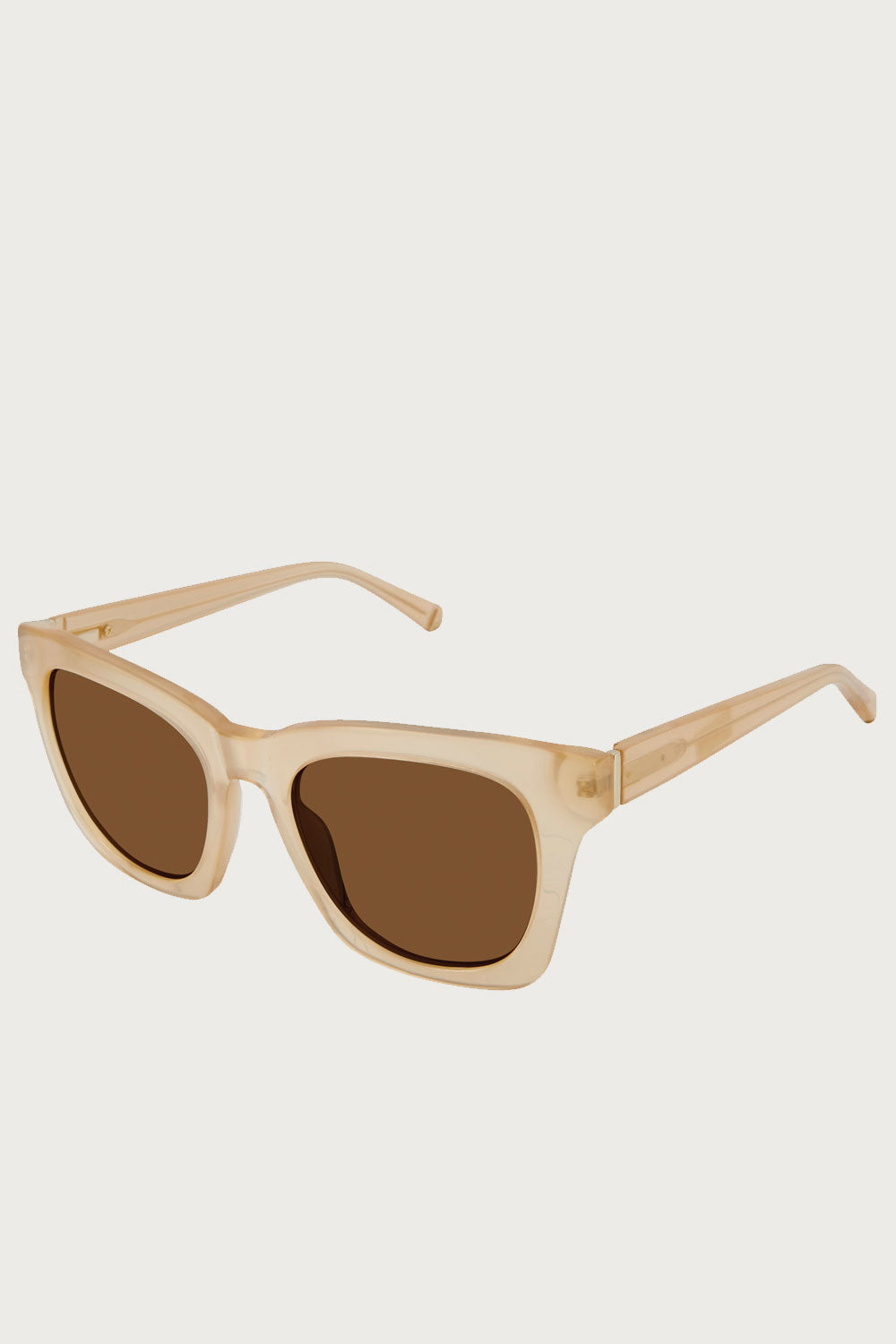 Marley Sunglasses in Champagne