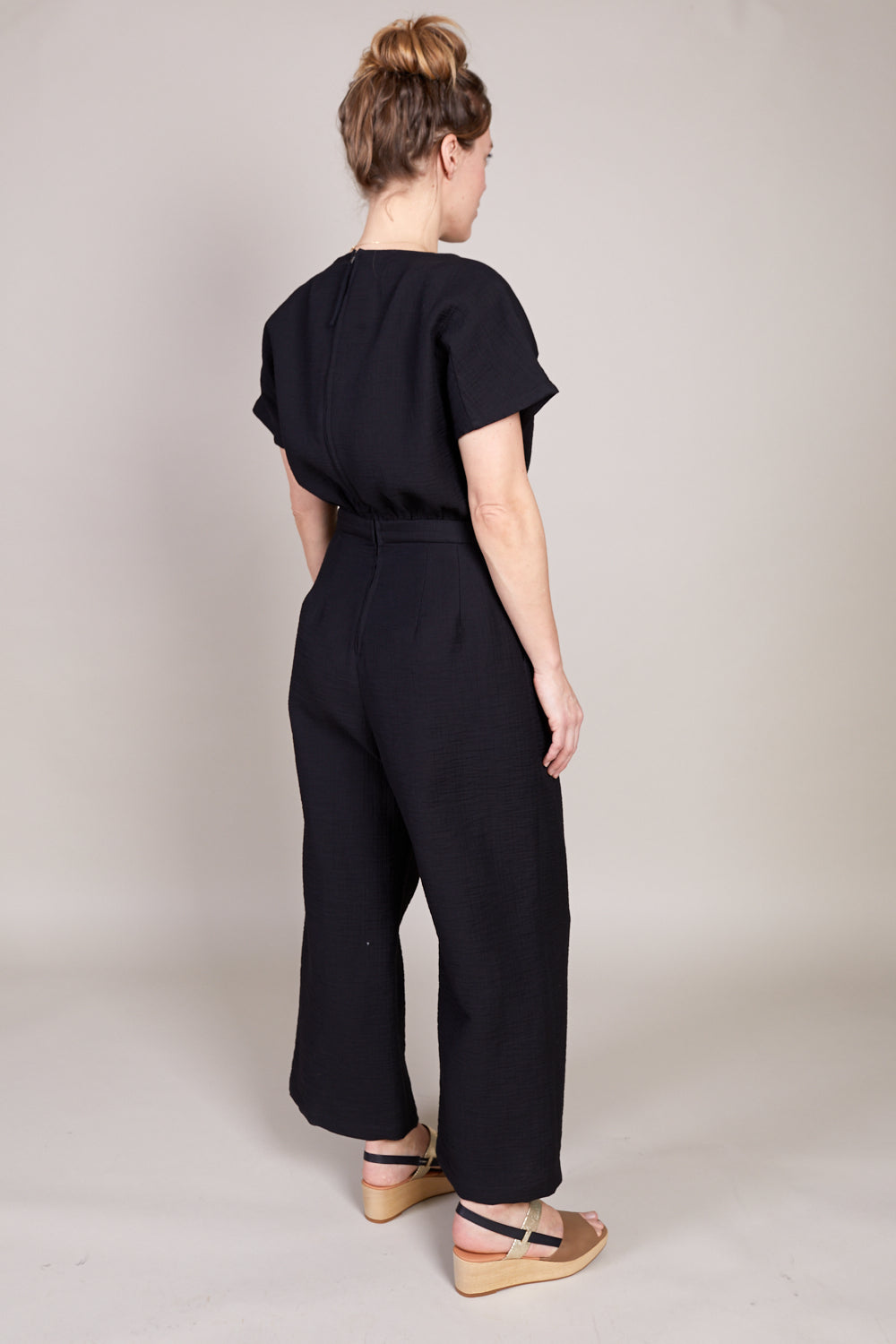 Rachel Comey Benedict Jumpsuit in Black - Vert & Vogue