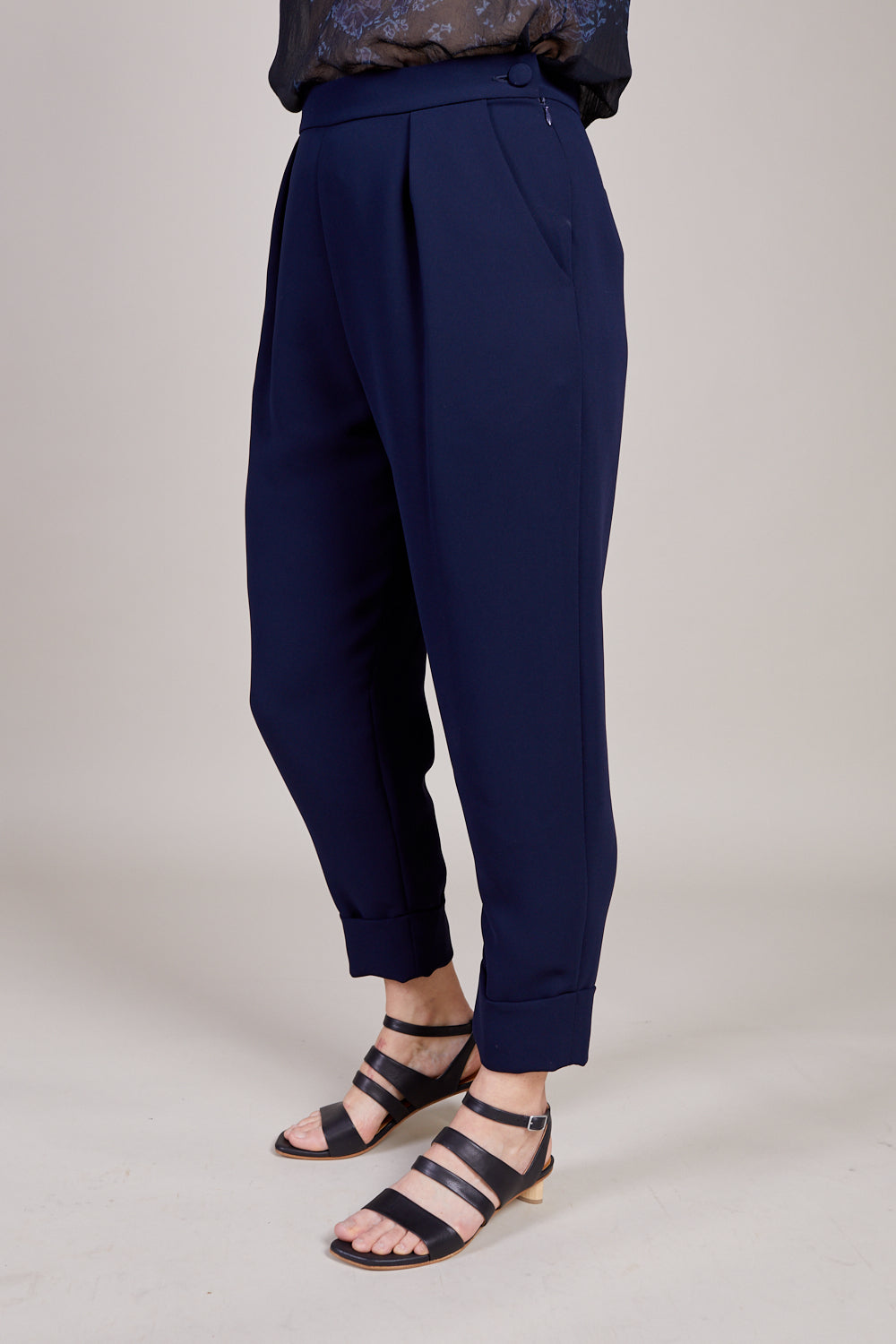 Westside Pant in Navy