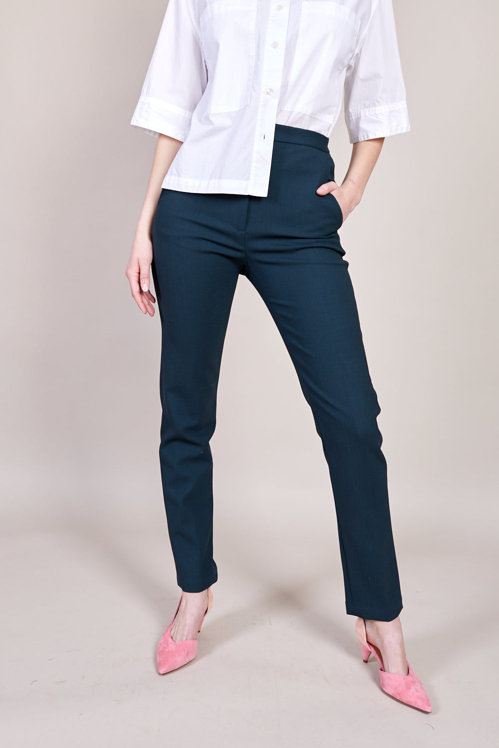Morceau Pant in Dark Juniper