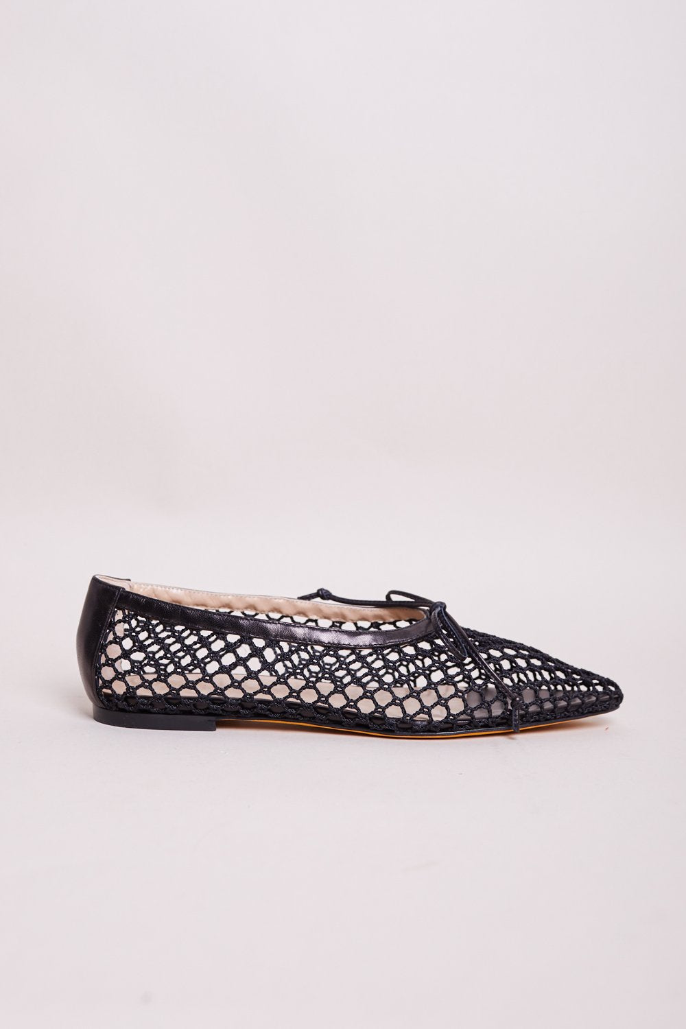 Patio loafer in Black