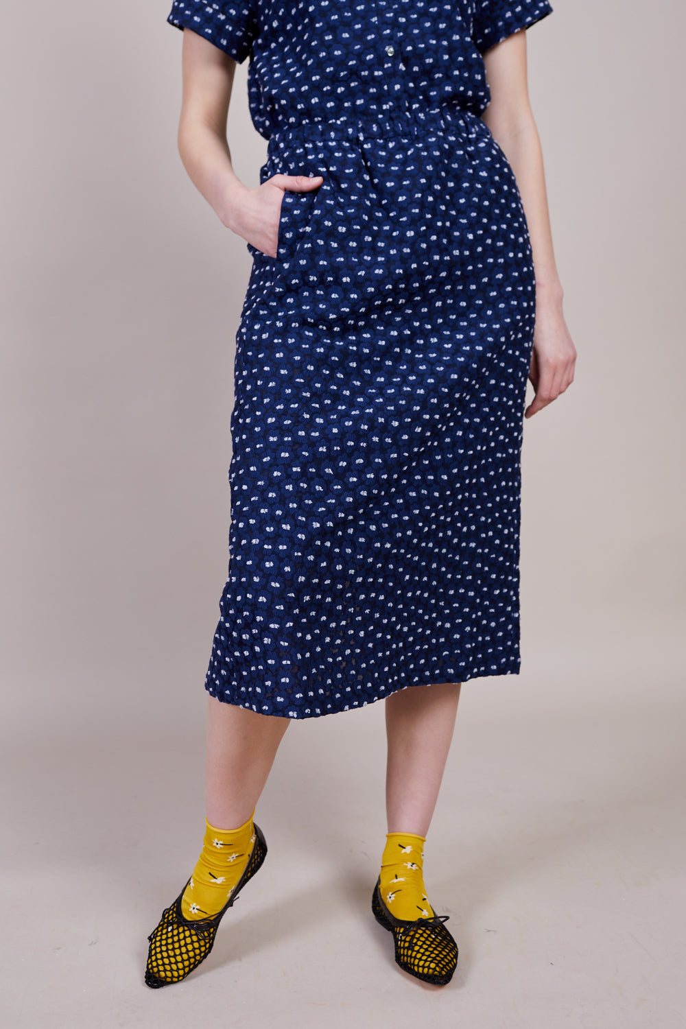 Daisy Dora Skirt in Navy