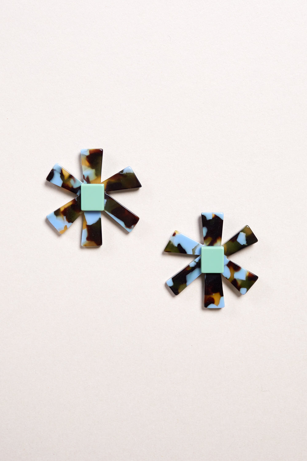 Son Earring in Azul