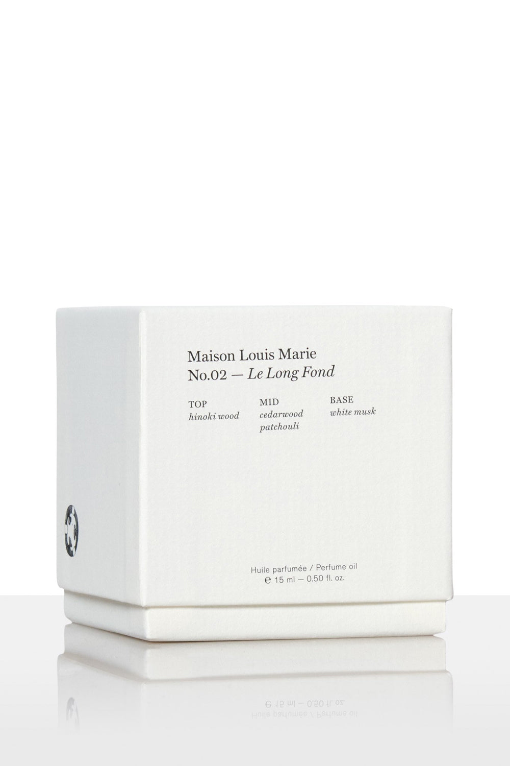 Maison Louis Marie No. 2 Le Long Fond Perfume Oil - Vert & Vogue