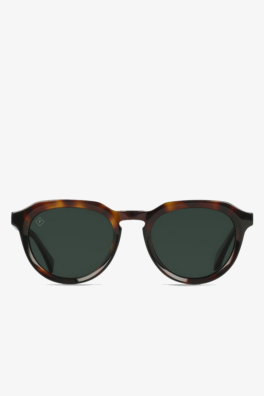 Raen Optics Sage Sunglasses in Kola Tortoise - Vert & Vogue