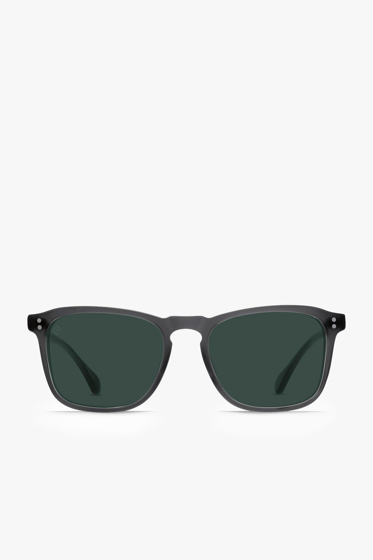 Wiley Sunglasses in Matte Crystal Grey