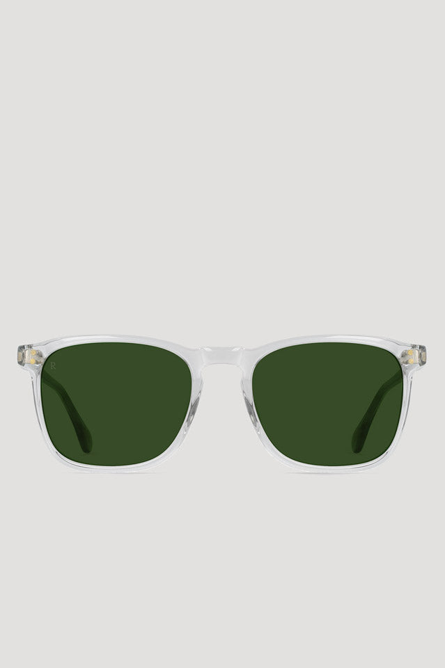 Wiley Sunglasses in Fog Crystal
