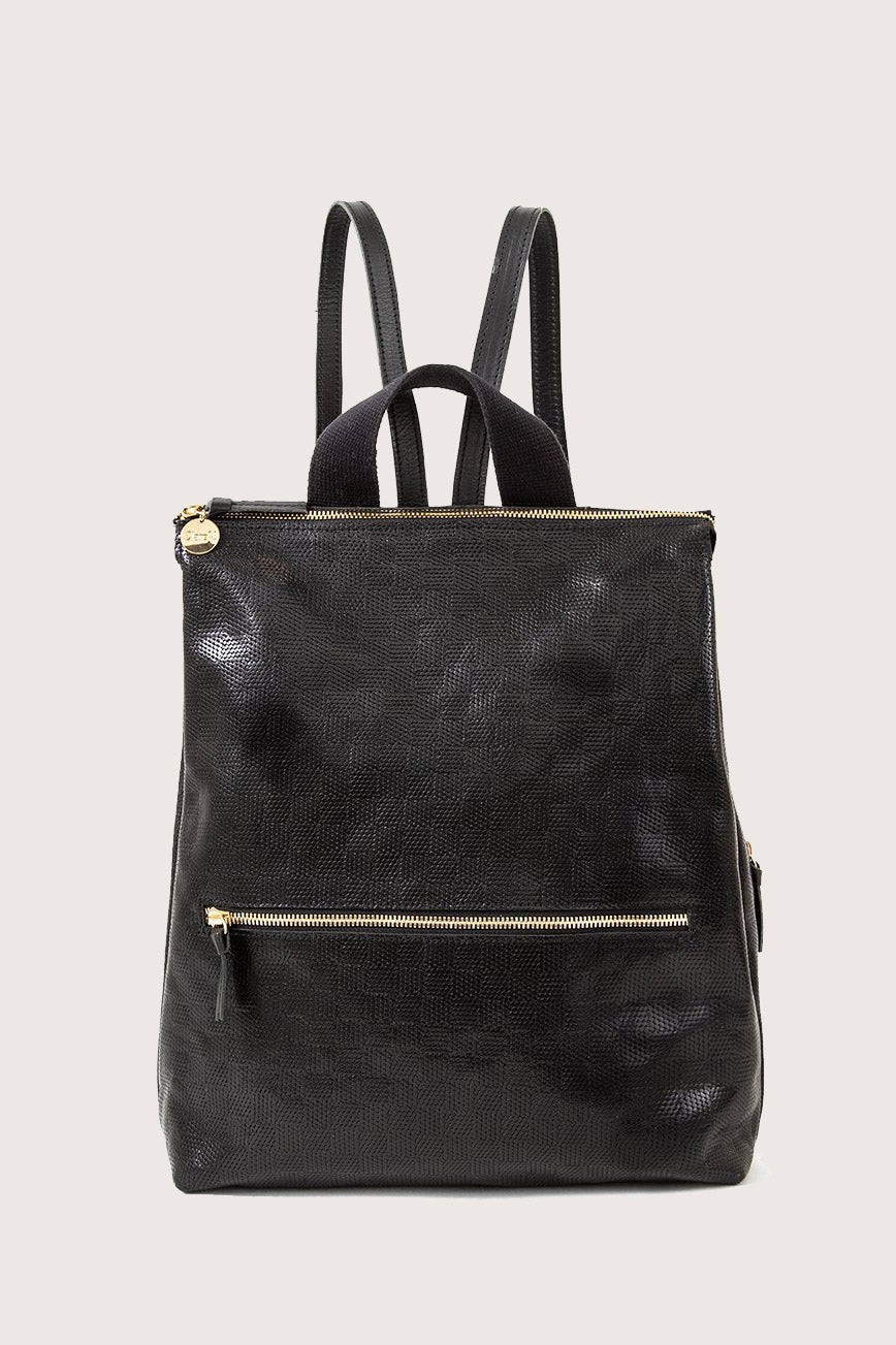 Remi Backpack in Black Honolulu